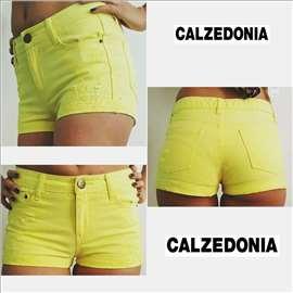 Calzedonia žuti šorc