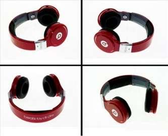 Slušalice Beats by Dr Dre Pro - crvene
