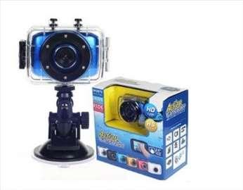 Sportska vodootporna kamera HD720P plava