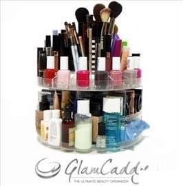 Rotacioni organizer šminke - novo