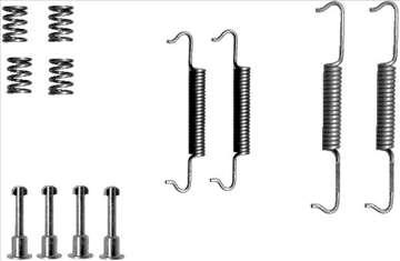 Pezo 406 Set Za Reparaciju Paknova Rucne Kocnice