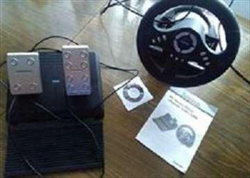 Hama volan THUNDER V18 PC