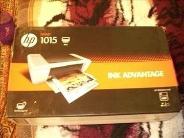 HP 1015 ink Advantage