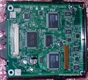KX-TDA3191XJ 2-kanalna kartica za glasovne poruke