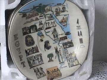 Porcelanski servis iz Egipta