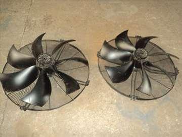 Ventilator i turbina