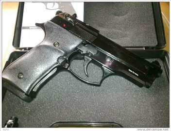 Startni pistolj Ekol Compakt 9mm