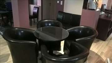 Prodajem fotelje i barske stolice