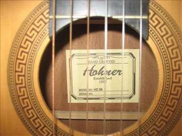 Pažnja, akustična gitara Hohner, zamena