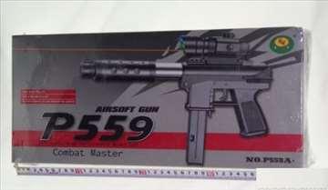 Counter Strike puška mitraljez - novo