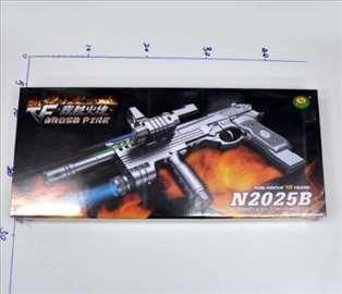 Veliki pištolj na metkice - novo