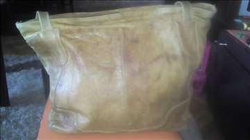 Kožna torba džabe