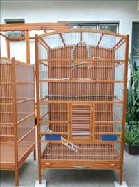 Veliki kavez za papagaja