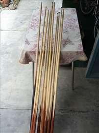 Bilijar štapovi