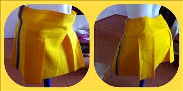 Nova žuta suknja sl.7