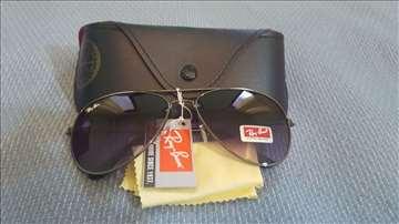 Ray Ban Aviator crne suncane naočare