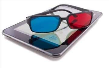 3D naočare za igrice, filmove - novo