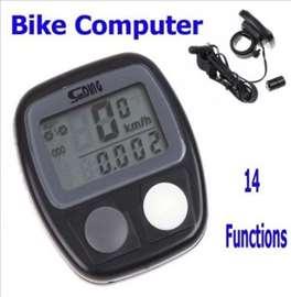 Kompjuter za bicikliste - distanca, brzina