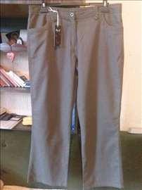 Ženske lanene pantalone J&J
