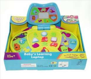 Edukativna igračka - dečiji laptop
