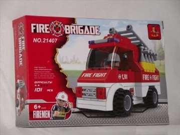 LEGO Fire Brigade set kockica - novo