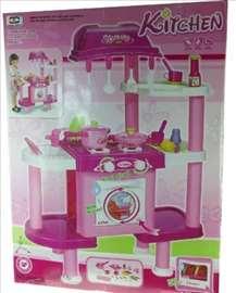 Ogroman set kuhinje za devojčice