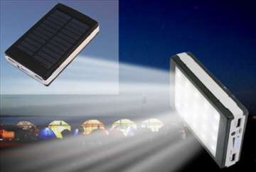 Solar Smart Power Bank 20.000mAh