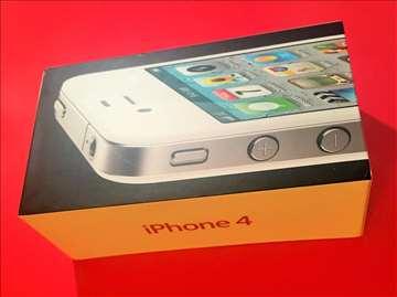 iPhone 4, 8GB, Bele boje