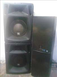 Elekto voice sx500 i elektro vois elx 115