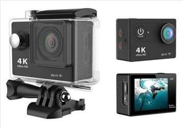 4K UltraHD Akciona Kamera WiFi