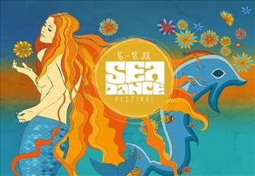 Narukvica za Sea dance