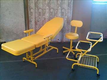 Kozmetička stolica za tretmane
