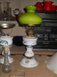 Stara lampa seljančica- petrolejka