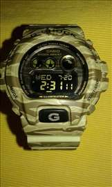 G-shock sat