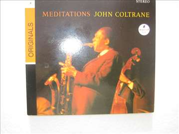 John Coltrane - Meditations, cd