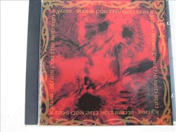 Kyuss - Blues For The Red Sun, cd