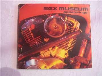 Sex Museum - Speedkings, cd