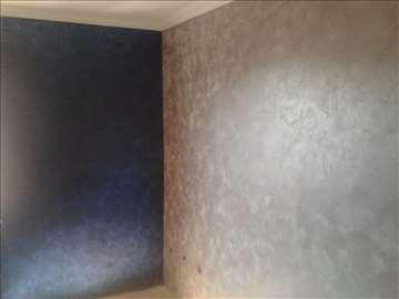 Vršim uslugu dekoracije unutrašnjih zidova