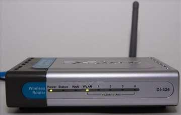 Wireless G ruter D-Link DI-524