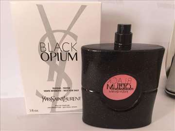 Black Opium 90ml tester