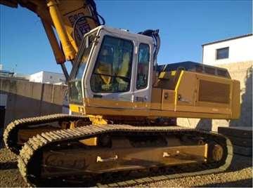 Tracked Excavator Liebherr R954