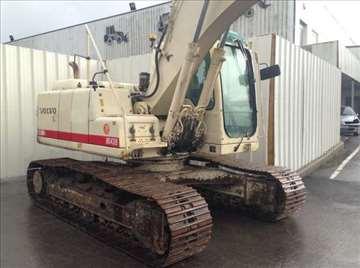 Tracked Excavator Volvo EC160