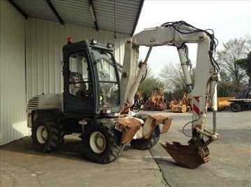 Wheeled Excavator Mecalac 12MX