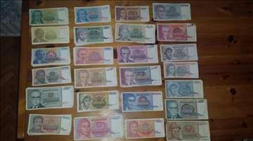 Stari papirni novac
