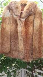 Kratka bunda od lisice