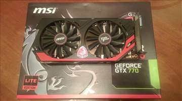MSI GeForce GTX 770 Gaming (N770 TF 2GD5)
