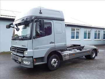 2008 Mercedes Benz DB 822 L Atego