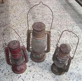 Stari fenjeri na gas