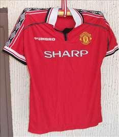 Umbro dres Manchester United 1998/99 - R