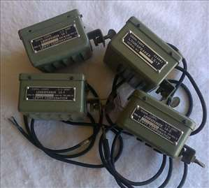 Zvučnici za tenk LS-7 U.S Army - Retko